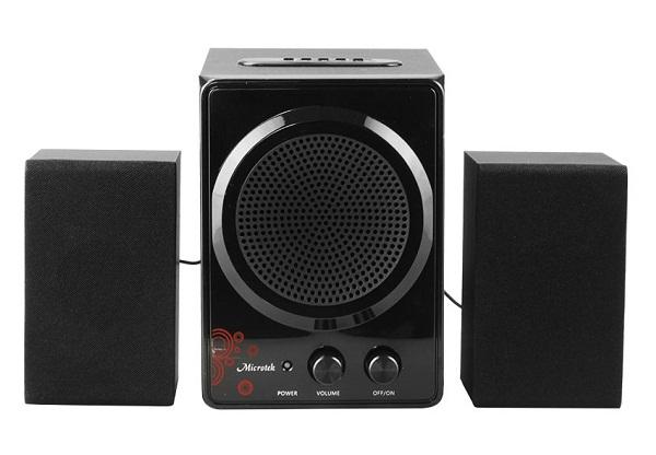 Loa Microtek MT-860U /2.1 - 20W