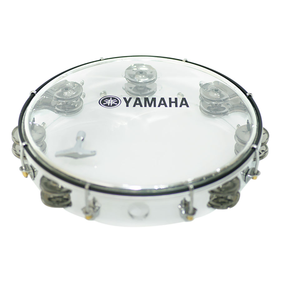 Trống Lắc Tay - Lục Lạc Gõ Bo Tambourine Yamaha MT6-102T