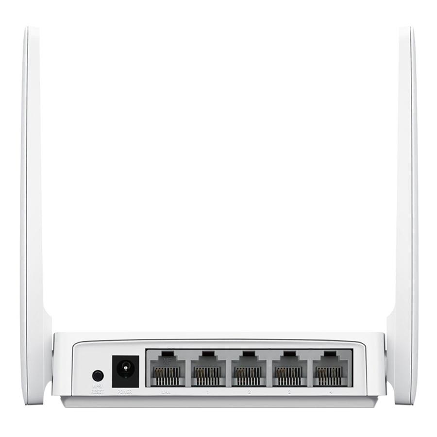 Bộ Phát Wifi Mercusys MW305R Chuẩn N 300Mbps - Hàng Chính Hãng