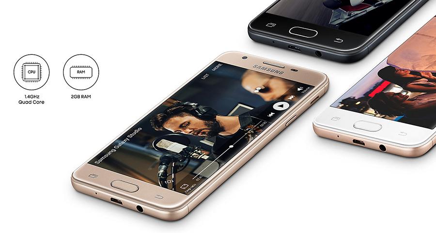 Điện Thoại Samsung Galaxy J5 Prime - Hàng Chính Hãng