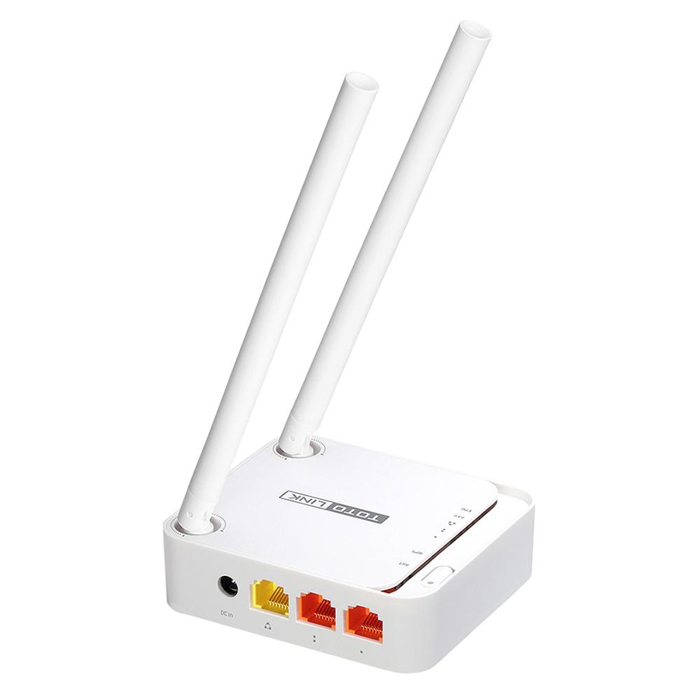 TotoLink N200RE-V3 - Bộ Phát Wifi Chuẩn N Tốc Độ 300Mbps - Hàng Chính Hãng
