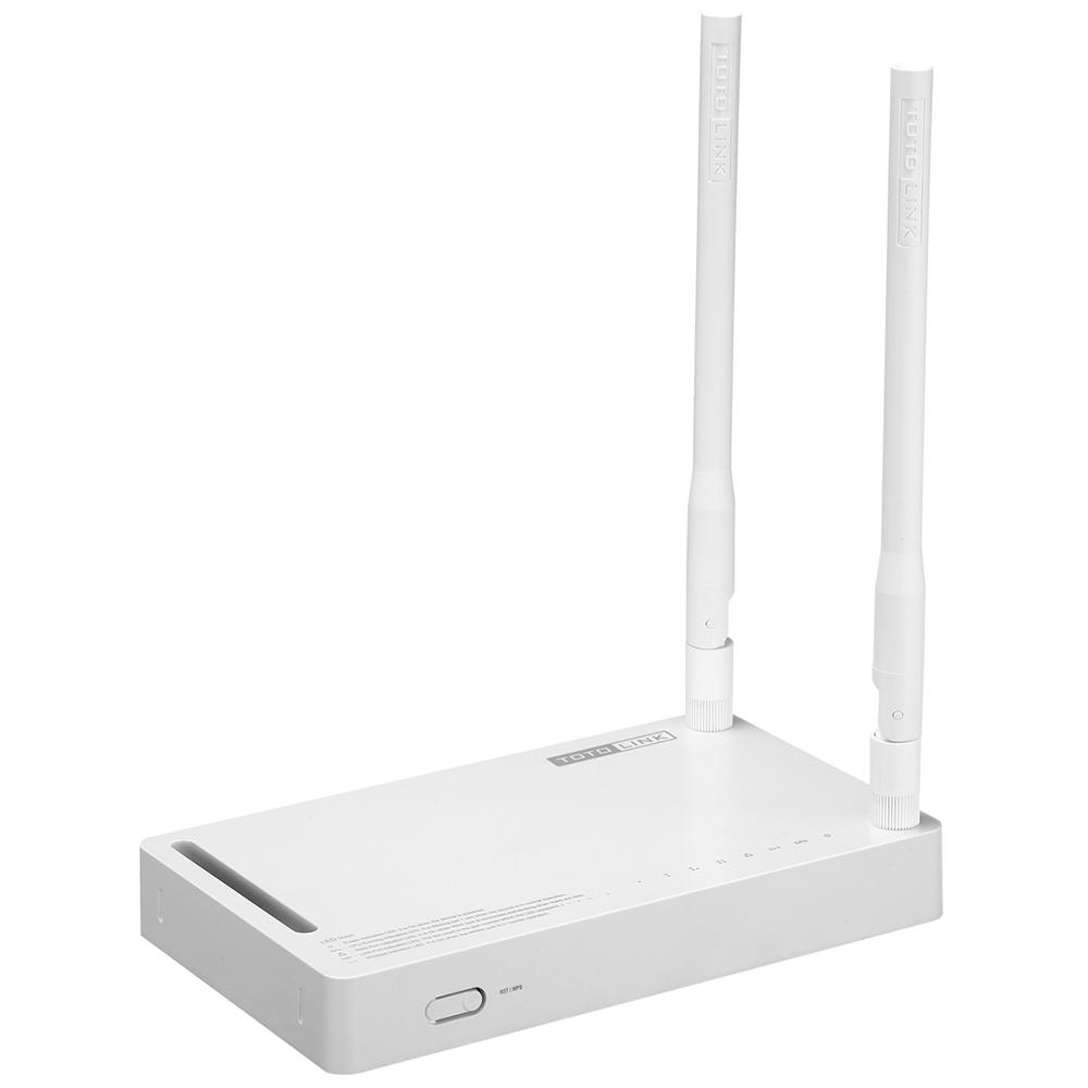 TotoLink N300RH - Bộ phát Wifi chuẩn N tốc độ 300Mbps Mở Rộng Sóng