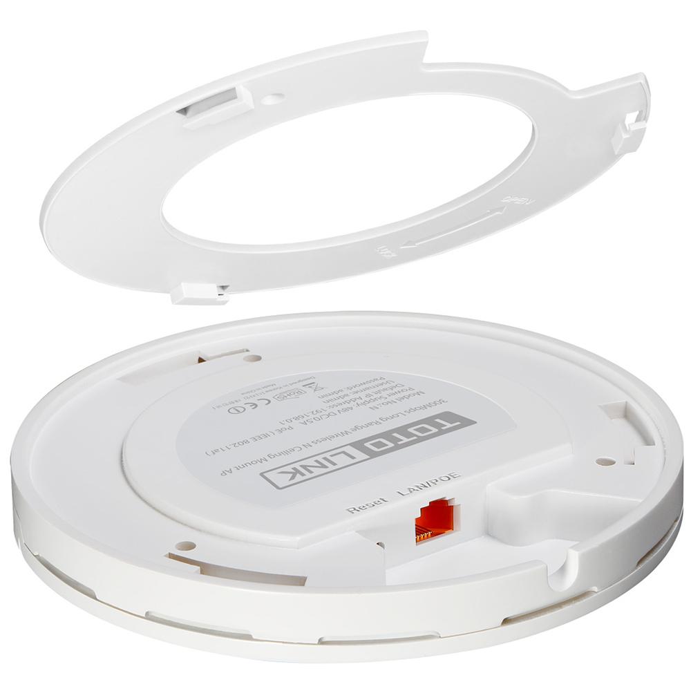 Access Point Wifi Chuẩn N Tốc Độ 300Mbps TotoLink N9 Adapter POE - Hàng Chính Hãng