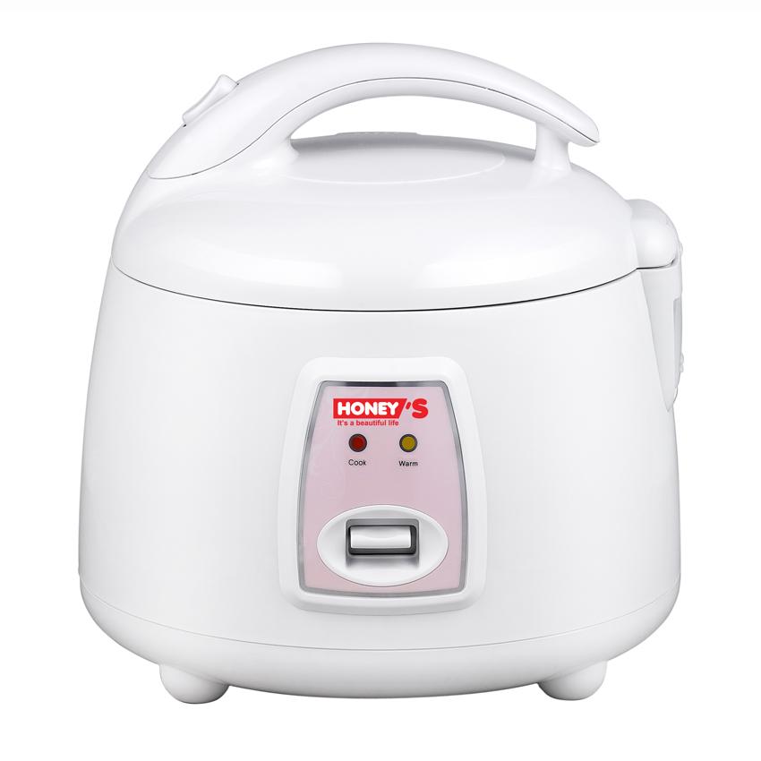 Nồi Cơm Điện Honey's HO-501M06 - 0.6 Lít - Hàng chính hãng