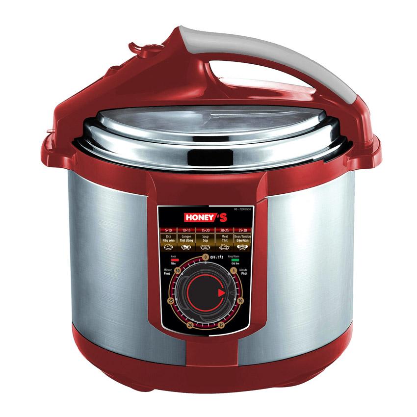 Nồi Áp Suất Đa Năng Honey's HO-PC901M50 - 5L