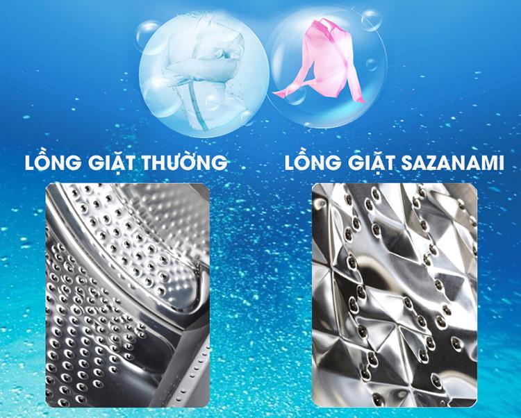Máy Giặt Sấy Cửa Trước Panasonic NA-VX93GLWVT (10Kg)