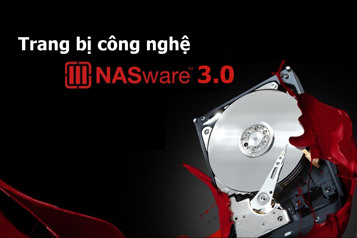Ổ Cứng NAS WD Red 2TB/64MB/5400/3.5 - WD20EFRX