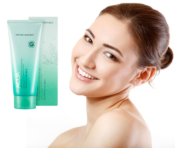 Super Aqua Max Soft Peeling Gel