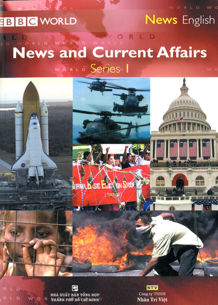 News And Current Affairs - Series 1 (Kèm 1 CD, 1 DVD)