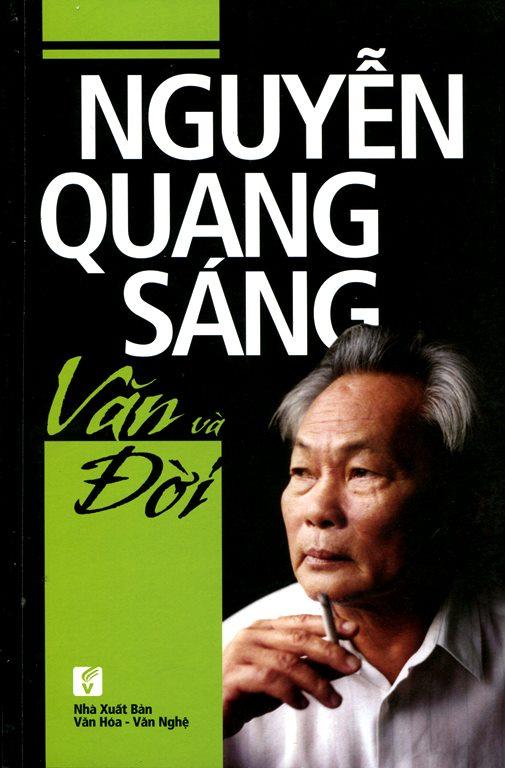 Nguyễn Quang Sáng - Văn Và Đời - 9786046812012,62_129366,120000,tiki.vn,Nguyen-Quang-Sang-Van-Va-Doi-62_129366,Nguyễn Quang Sáng - Văn Và Đời