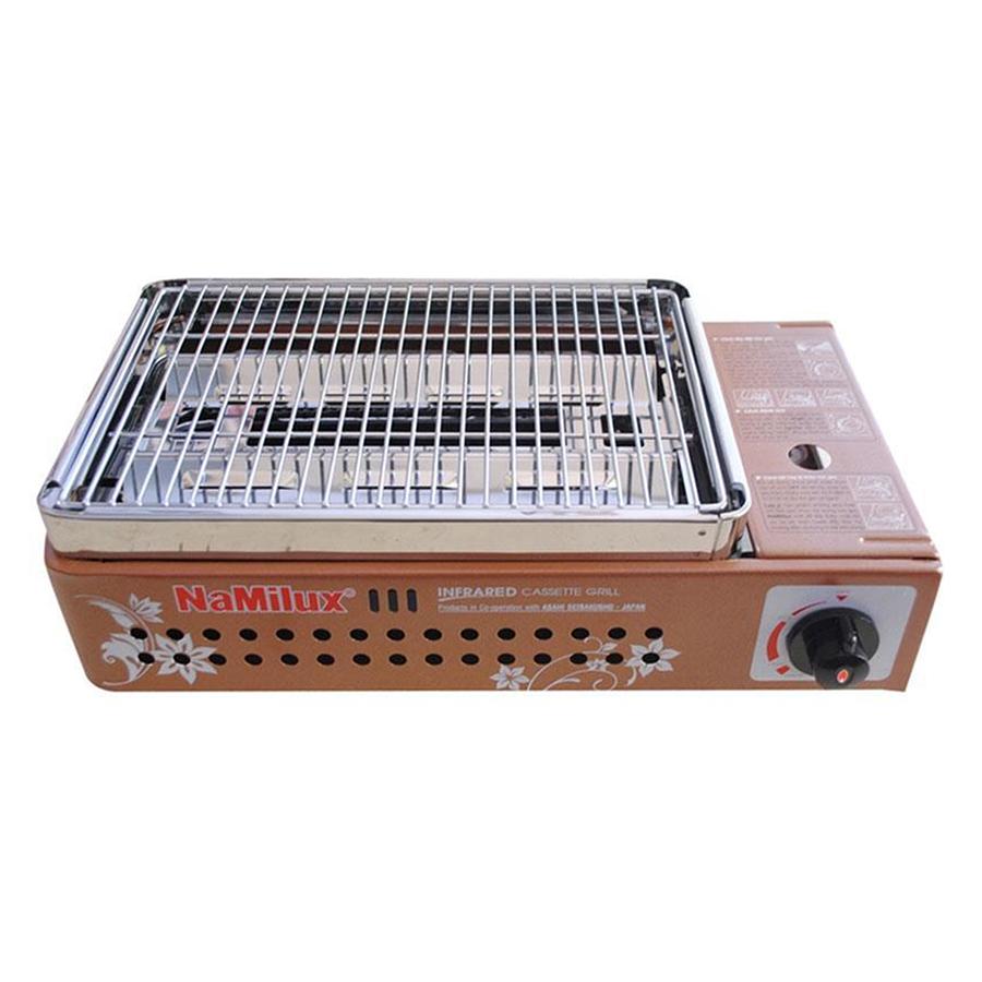 Bếp Nướng Gas Hồng Ngoại NaMilux NH-84N (2.1kW) - Hàng chính hãng