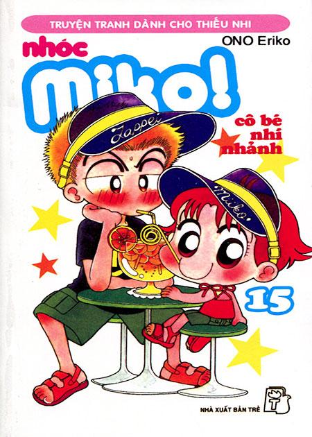 Nhóc Miko: Cô Bé Nhí Nhảnh - Tập 15