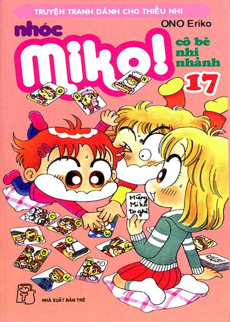 Nhóc Miko: Cô Bé Nhí Nhảnh - Tập 17