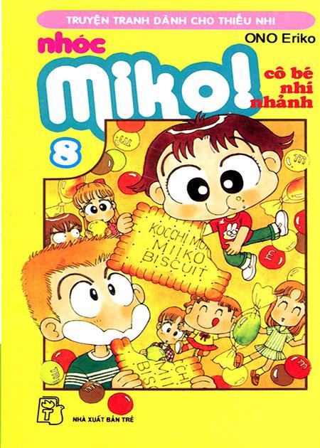 Nhóc Miko: Cô Bé Nhí Nhảnh - Tập 8