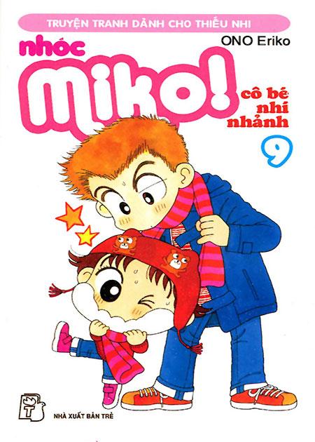 Nhóc Miko: Cô Bé Nhí Nhảnh - Tập 9