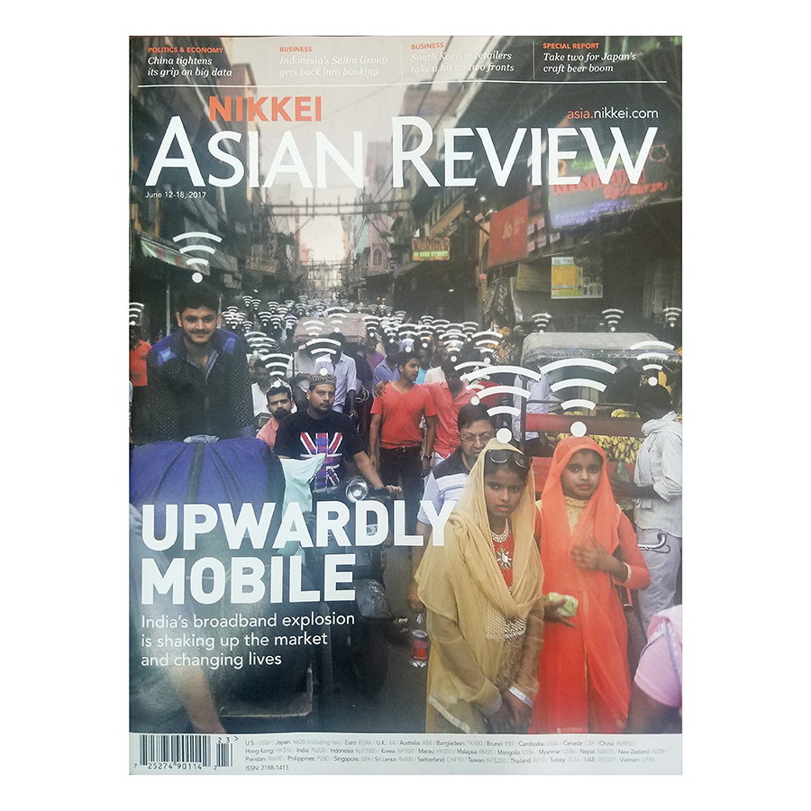 Nikkei Asian Review: Upwardly Mobile - 23