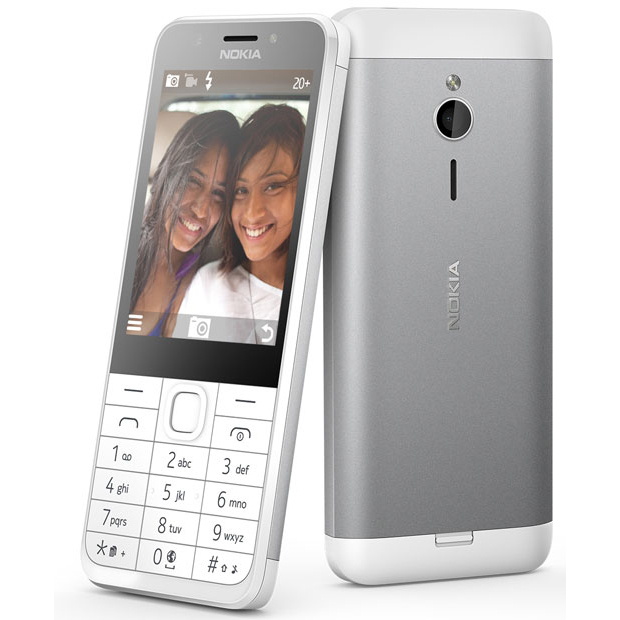 Điện Thoại Nokia 230 Dual SIM - Hàng Chính Hãng