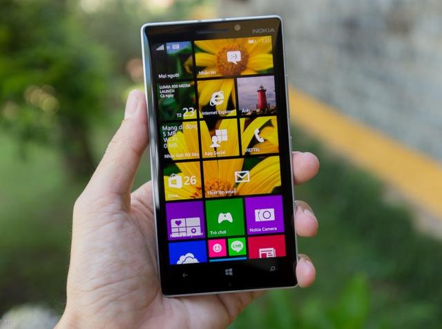 Lumia 930 Windows Phone 8.1