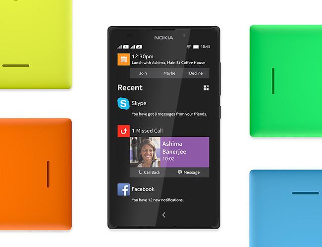 Nokia X 6 màu