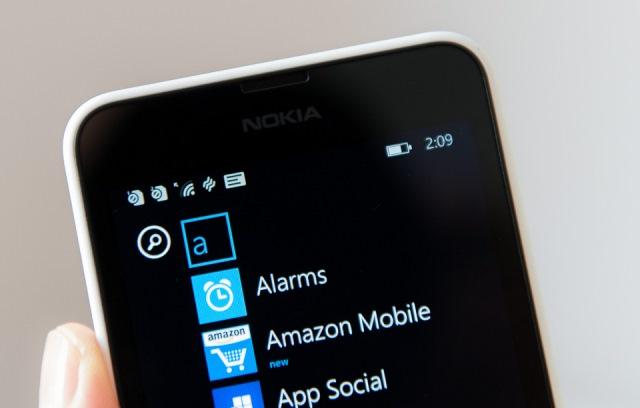 Nokia Lumia 630 2 sim 2 sóng