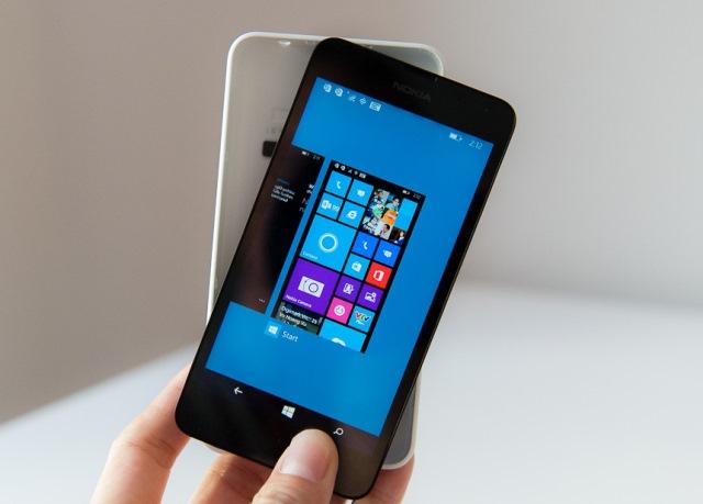 Lumia 630 PS LCD 4.5 inch