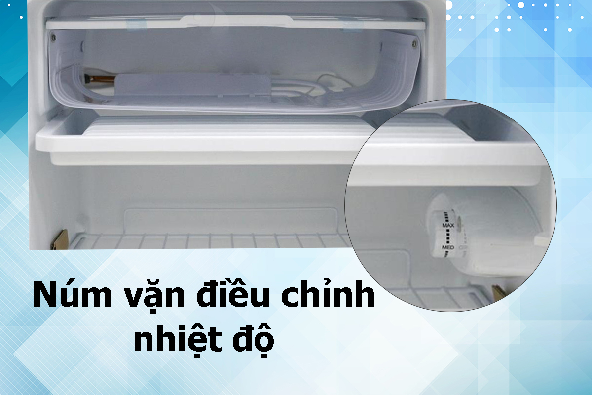Tủ Lạnh Mini Midea HS122SN (93L)