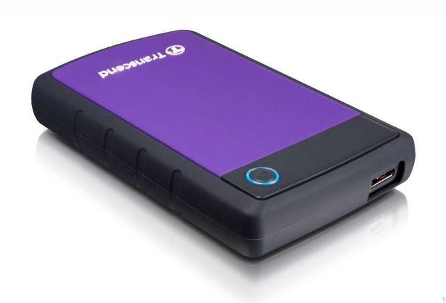 Transcend StoreJet H3 500GB