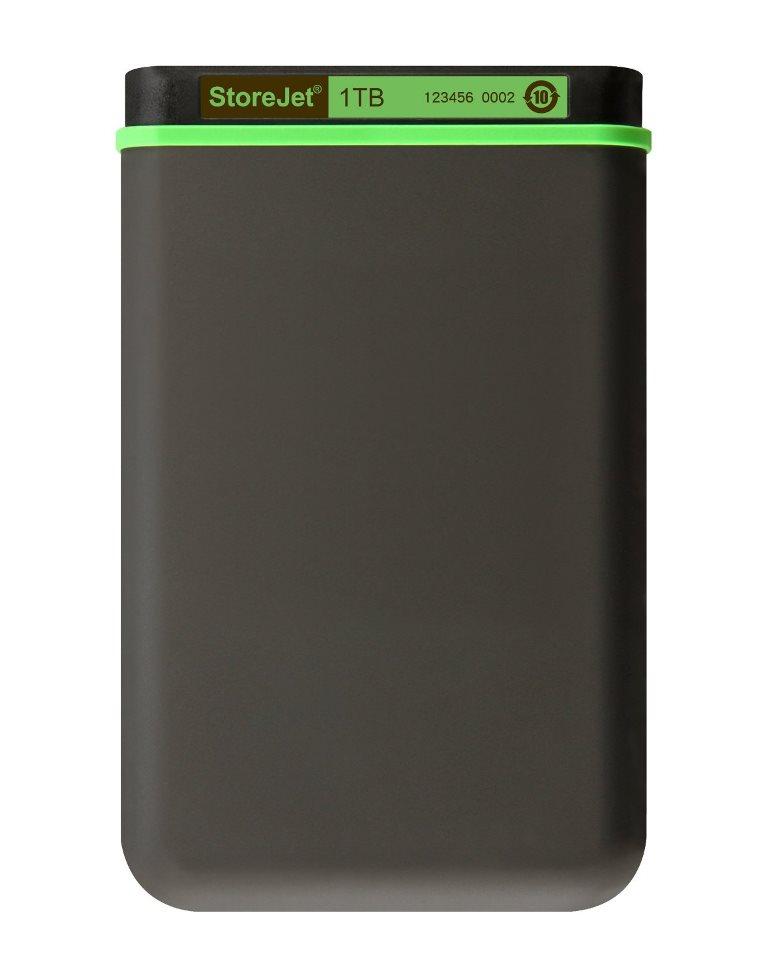 Ổ Cứng Di Động Transcend StoreJet M3S 1TB USB 3.0/3.1 - TS1TSJ25M3S - Hàng Chính Hãng