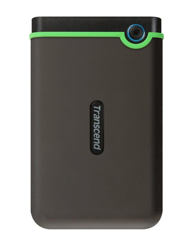 Ổ Cứng Di Động Transcend Storejet M3 2TB USB 3.0 - TS2TSJ25M3 - Hàng Chính Hãng