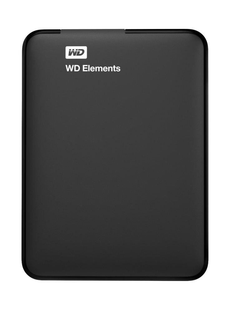 Ổ Cứng Di Động WD Elements 500G 2.5 USB 3.0 - WDBUZG5000ABK