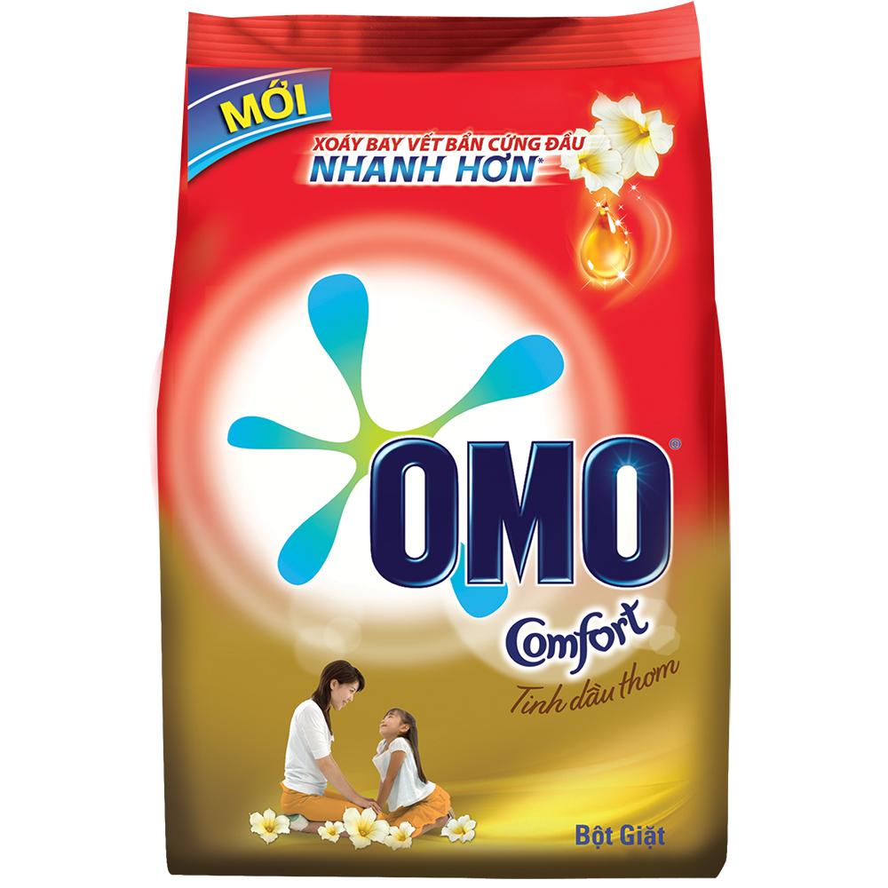 Bột Giặt OMO Comfort Tinh Dầu Thơm (360g) - 32004707 - 8934868111900,62_168588,17500,tiki.vn,Bot-Giat-OMO-Comfort-Tinh-Dau-Thom-360g-32004707-62_168588,Bột Giặt OMO Comfort Tinh Dầu Thơm (360g) - 32004707