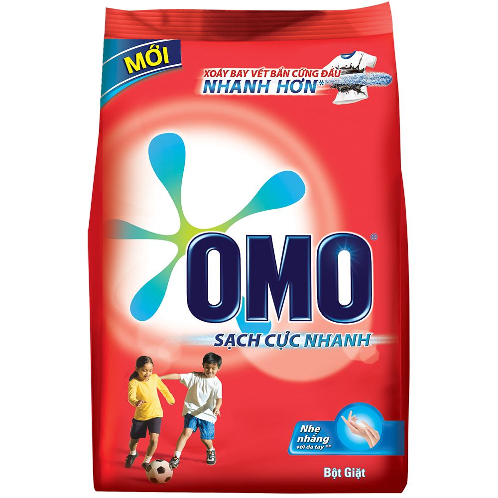 Bột Giặt OMO Đỏ (800g) - 32004685