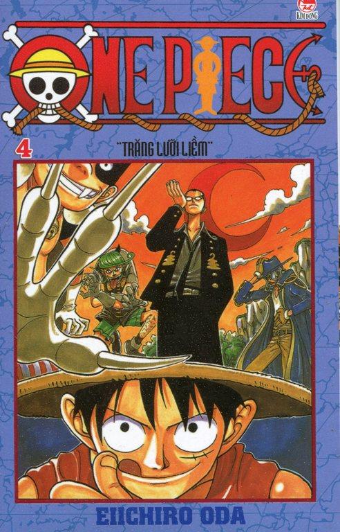 One Piece (Tái Bản 2014) - Tập 4 - 8935036685520,62_100088,19500,tiki.vn,One-Piece-Tai-Ban-2014-Tap-4-62_100088,One Piece (Tái Bản 2014) - Tập 4