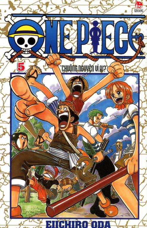 One Piece (Tái Bản 2014) - Tập 5 - 8935036685537,62_101521,19500,tiki.vn,One-Piece-Tai-Ban-2014-Tap-5-62_101521,One Piece (Tái Bản 2014) - Tập 5