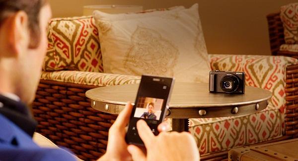 Máy Ảnh Sony DSC H60V - 20.4 Megapixel, Zoom 30x