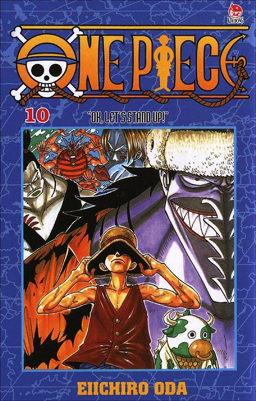 One Piece - Tập 10 (Tái Bản 2015)