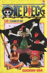 One Piece - Tập 16 (Tái Bản 2015)