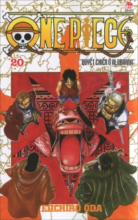 One Piece - Tập 20 (Tái Bản 2015)