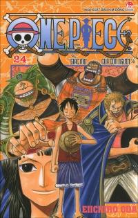 One Piece - Tập 24 (Tái Bản 2015)
