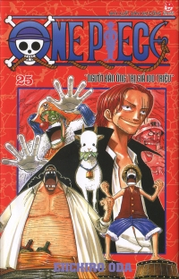 One Piece - Tập 25 (Tái Bản 2015) - 8935036698827,62_156355,19500,tiki.vn,One-Piece-Tap-25-Tai-Ban-2015-62_156355,One Piece - Tập 25 (Tái Bản 2015)