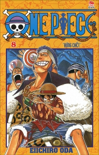 One Piece - Tập 8 (Tái Bản 2015)