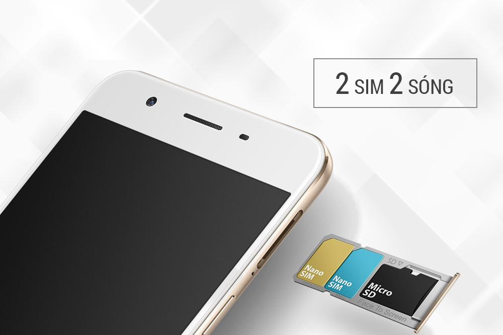 OPPO F1s 2017 (64GB) - Hàng Chính Hãng
