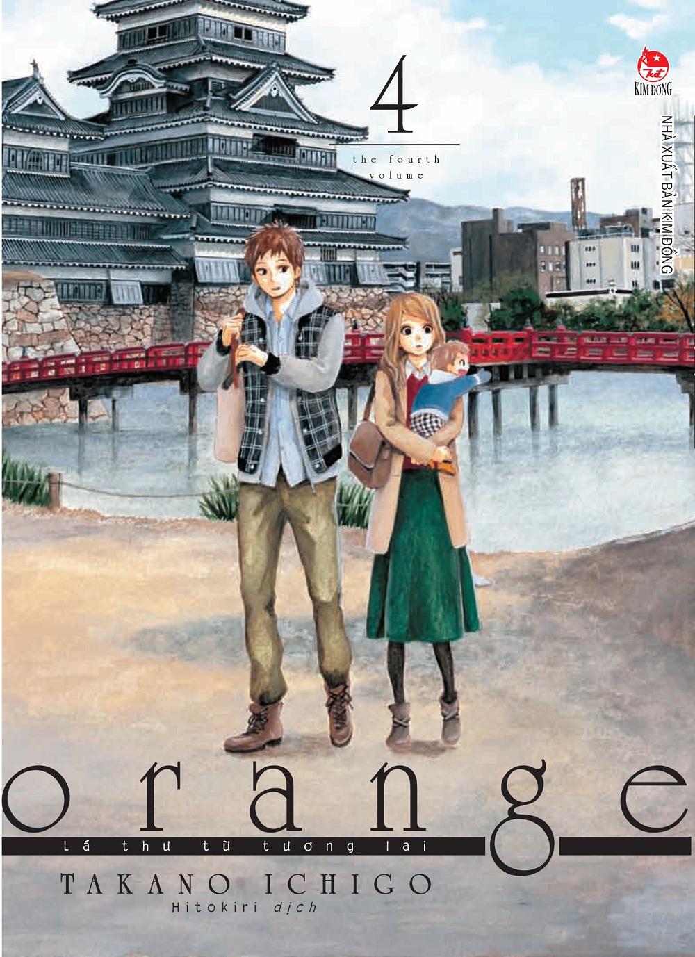 Orange - Lá Thư Từ Tương Lai (Tập 4)
