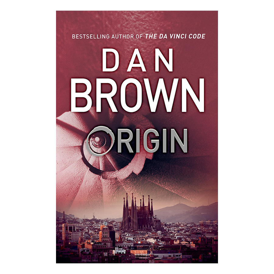 Origin - Robert Langdon Book 5 (UK Edition - Hardcover) - Nguồn Cội