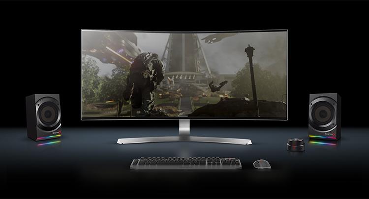 Loa Vi Tính Creative Kratos S5 2.1 (60W) - Hàng Chính Hãng