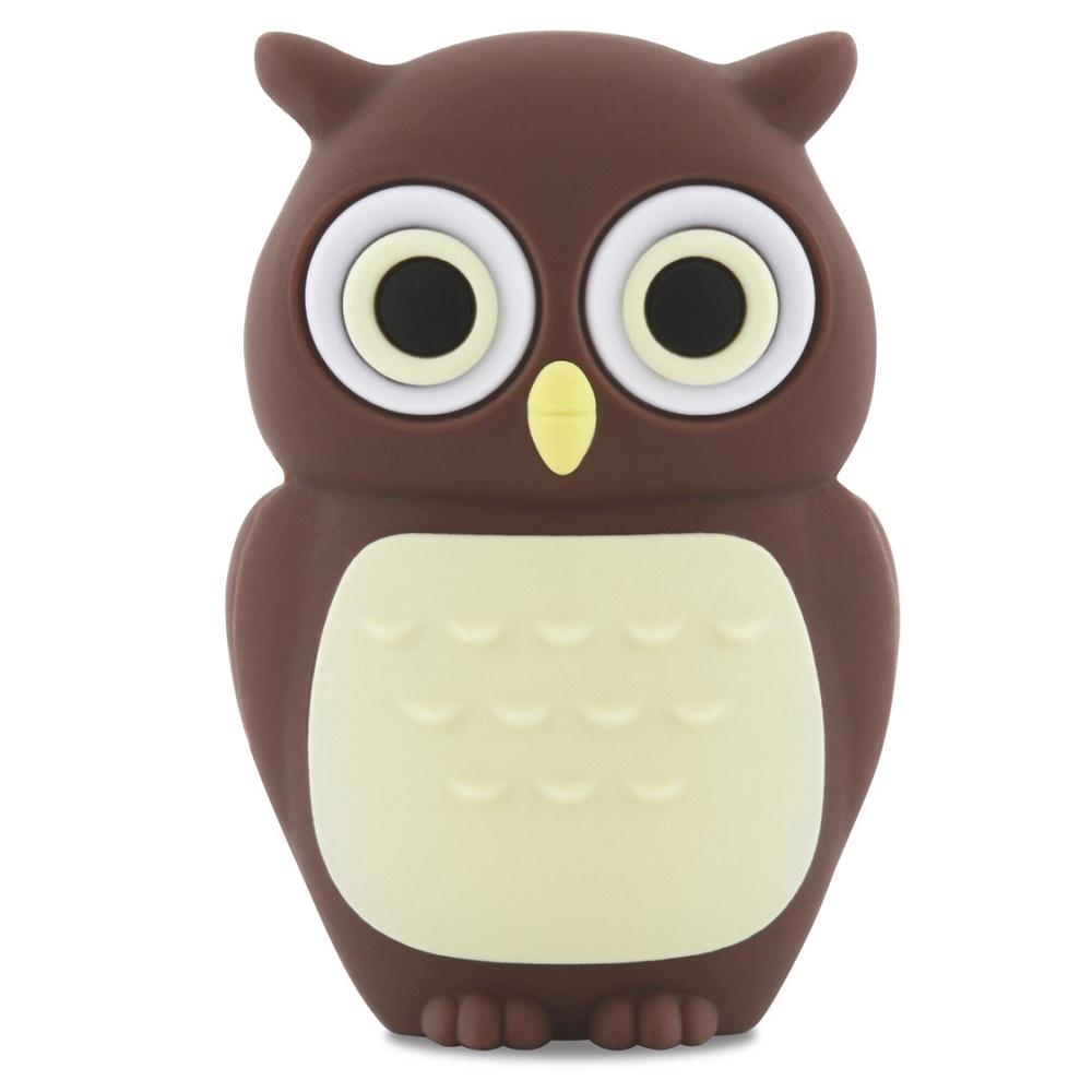 USB Bone Owl 8GB - USB 2.0 - Hàng Chính Hãng