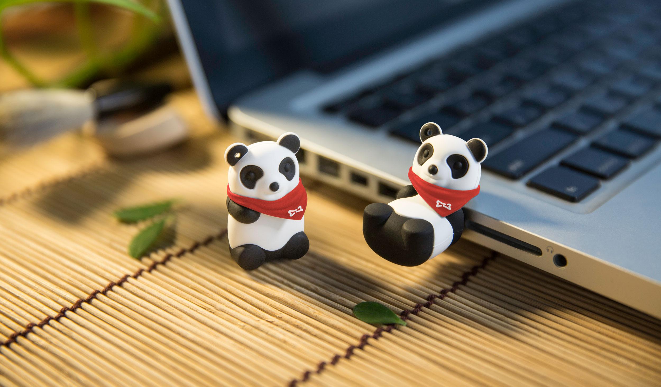 USB Bone 16GB Panda II - DR15051-16W