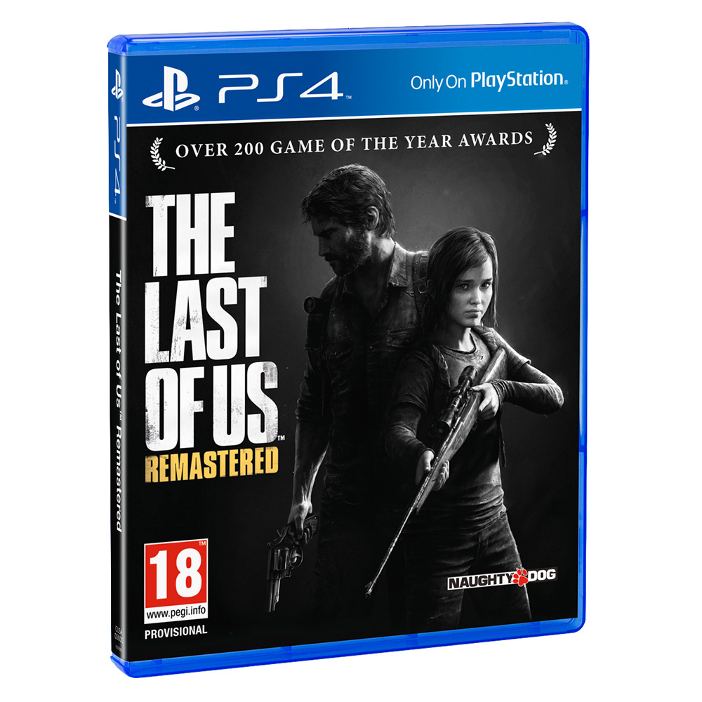 Đĩa Game PS4 - The Last of Us™ Remastered - Gaming - PCAS02004  - Hàng Chính Hãng