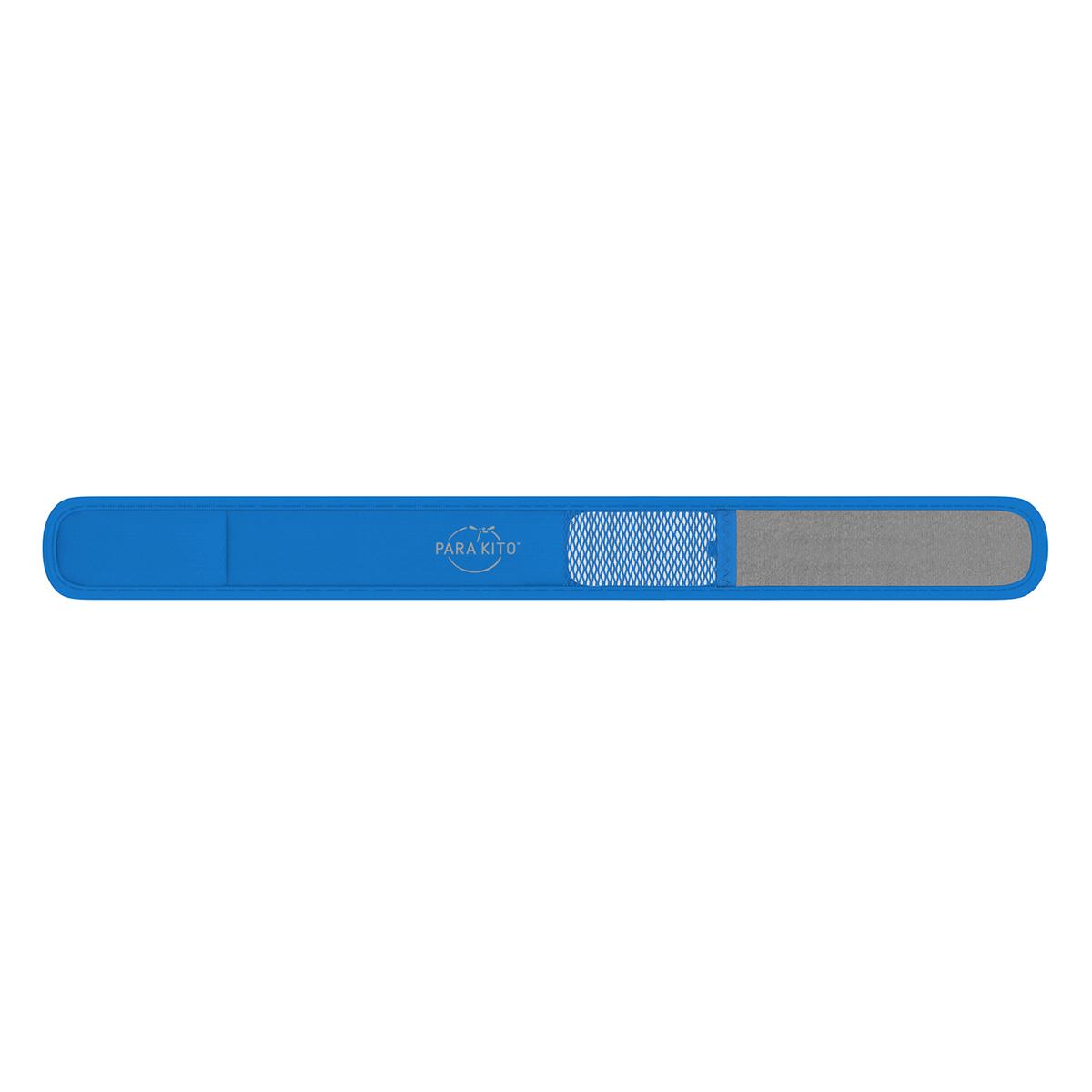 Viên Chống Muỗi PARA'KITO™ Kèm Vòng Đeo Tay Bằng Vải Màu Xanh Dương (Loại 2 Viên) - PARA'KITO™ Mosquito Repellent Blue Band With 2 Tablets - PCWB03