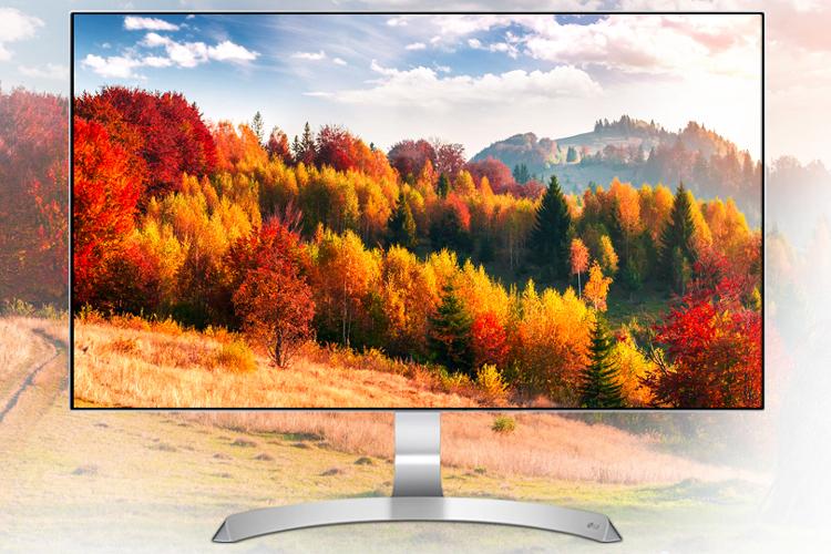Màn Hình Máy Tính LG27MP89 27 inch Full HD - Hàng Chính Hãng
